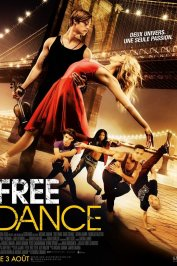 background picture for movie Free Dance