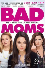 background picture for movie Bad Moms