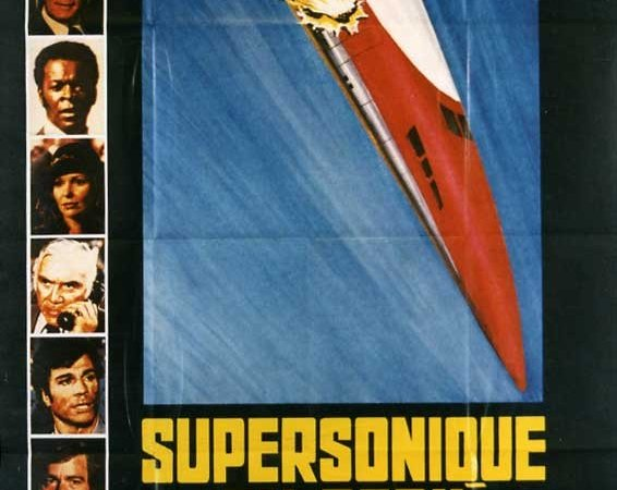 Photo du film : Supersonique en peril