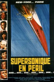 Affiche du film : Supersonique en peril