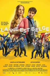 background picture for movie La Vie est Belge