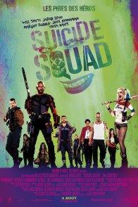 Affiche du film : Suicide Squad