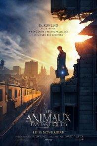 Affiche du film : Les Animaux Fantastiques