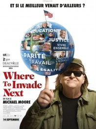 Photo dernier film Michael Moore
