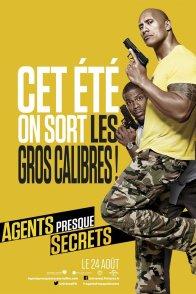 Affiche du film : Agents presque secrets