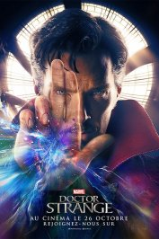 background picture for movie Doctor Strange