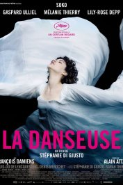 background picture for movie La danseuse