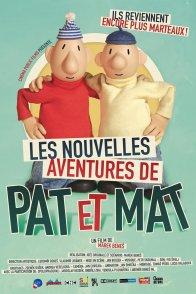 Affiche du film : Les Nouvelles Aventures de Pat et Mat