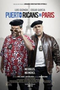 Affiche du film : Des Portoricains à Paris