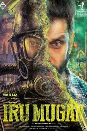 background picture for movie Iru Mugan