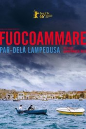 background picture for movie Fuocoammare