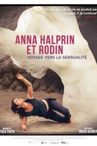 Affiche du film : Anna Halprin et Rodin : voyage vers la sensualité