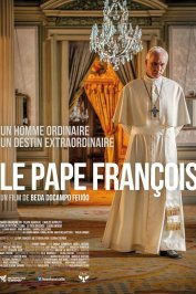 background picture for movie Le Pape François