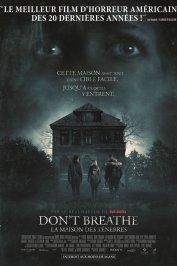 background picture for movie Don't Breathe : la maison des ténèbres