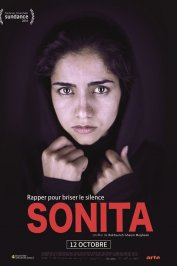 background picture for movie Sonita