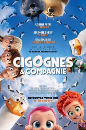 background picture for movie Cigognes & compagnie