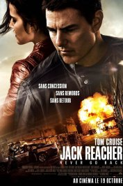 background picture for movie Jack Reacher : Never Go Back