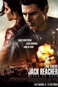 Affiche du film : Jack Reacher : Never Go Back