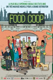 background picture for movie Food Coop