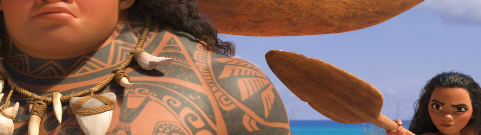 Photo du film : Vaiana, la légende du bout du monde