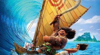 Affiche du film : Vaiana, la légende du bout du monde