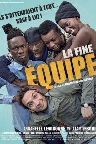 Affiche du film : La Fine Équipe