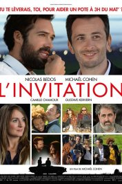 background picture for movie L'Invitation