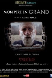 background picture for movie Mon père en grand