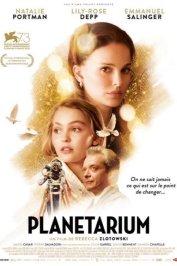 background picture for movie Planétarium