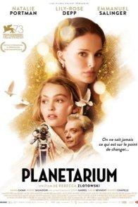 Affiche du film : Planétarium