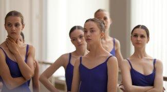 Affiche du film : Polina : danser sa vie