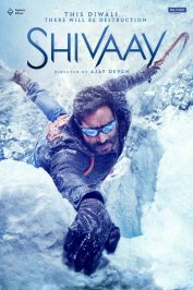 background picture for movie Shivaay