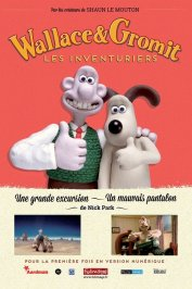 background picture for movie Wallace & Gromit, les inventuriers