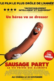 background picture for movie Sausage Party