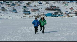Affiche du film : Le Voyage au Groenland