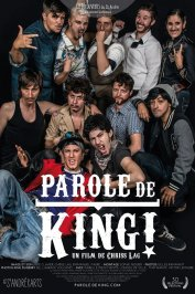 background picture for movie Parole de King !