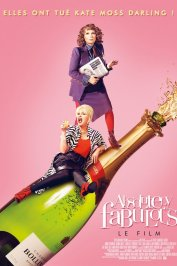 background picture for movie Absolutely Fabulous : Le Film