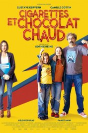 background picture for movie Cigarettes et chocolat chaud