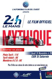 background picture for movie Les 24 heures du Mans