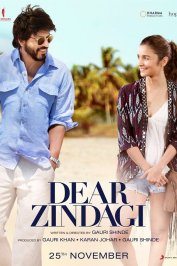 background picture for movie Dear Zindagi