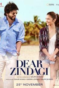Affiche du film : Dear Zindagi