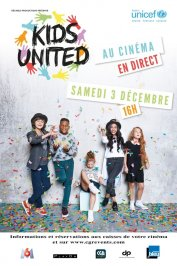 background picture for movie Kids United, le concert
