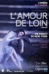 Affiche du film : L'Amour de loin (Metropolitan Opera)