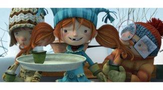 Affiche du film : La Bataille géante de boules de neige