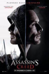 Affiche du film : Assassin's Creed