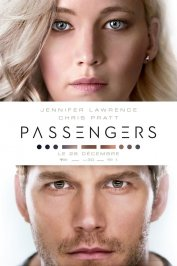 background picture for movie Passengers