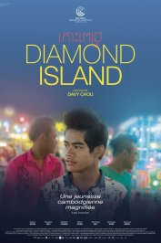 background picture for movie Diamond Island