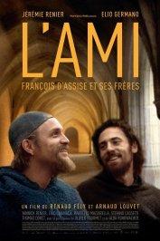 background picture for movie L'Ami : François d'Assise et ses frères