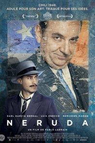 Affiche du film : Neruda