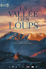 background picture for movie La Vallée des loups